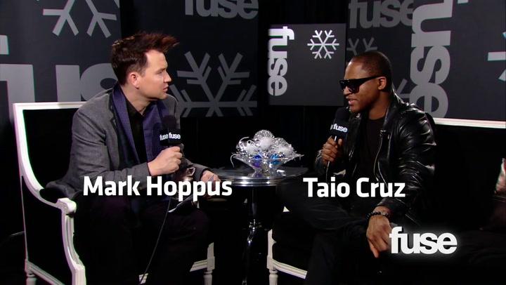 Fuse Presents: Jingle Ball: Taio Cruz Collaboration