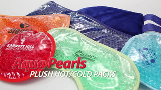 Aqua Pearls Plush Hot/Cold Pack