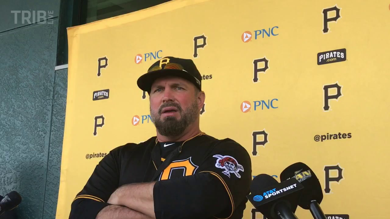 15970932532297 Garth Brooks on spring training with Pirates: 'This is heaven for me' |  TribLIVE.com