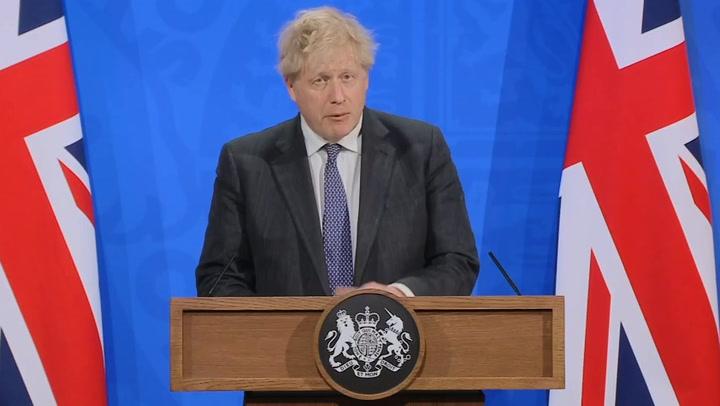 Boris Johnson announces new antivirals taskforce