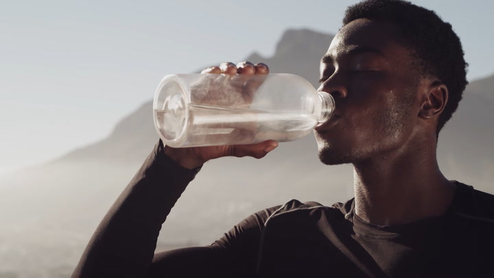 Drinking too much water can lead to overhydration