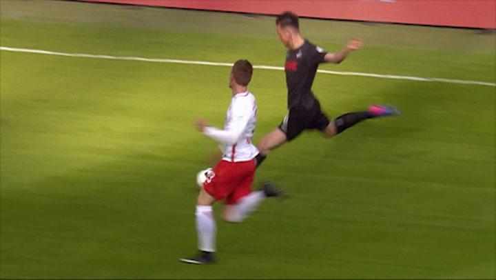 RB Leipzig - 1. FC Köln 1. - 45. (2016-2017)