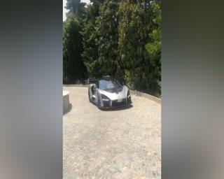 Cristiano Ronaldo da a conocer su nuevo auto valorado en 850 mil euros