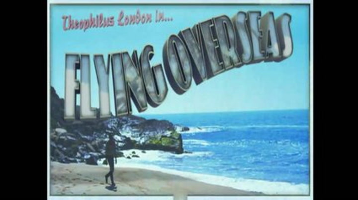 """Music Video: Theophilus London Feat. Solange Knowles & Devonte Hynes """"Flying Overseas"""""""