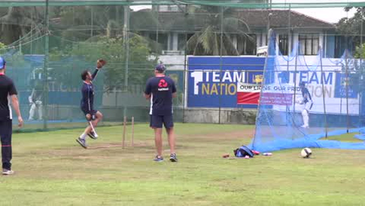 FILE: England Test series in Sri Lanka called-off