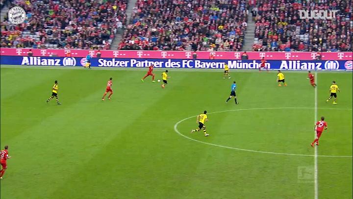 Best Assists: Jerome Boateng Vs Dortmund