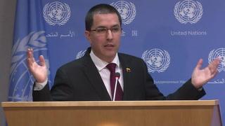 Venezuela: Trump busca