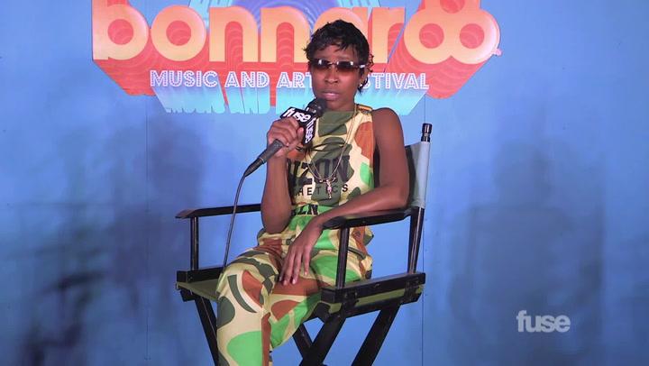 Bonnaroo 2015: Dej Loaf On Detroit, Her Vision, Upcoming EP