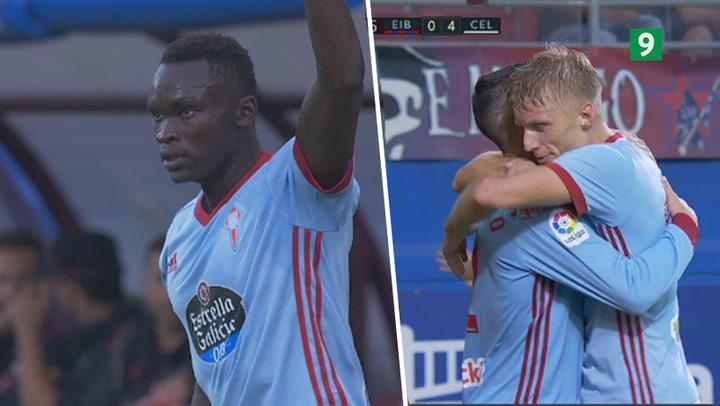 Highlights: Sisto og Wass stjal showet med drømmekamp for Celta