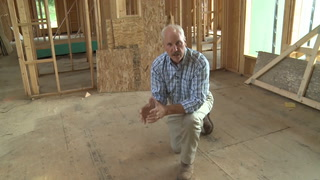 A superior subfloor for the Proud Green Home of St Louis