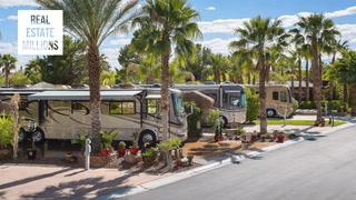 Real Estate Millions: Las Vegas Motorcoach Resort – VIDEO