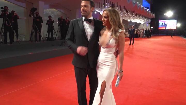 Ben Affleck says he's 'in awe' of girlfriend Jennifer Lopez