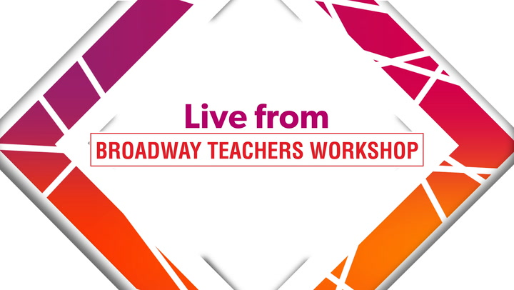 WATCH: Tony Winners Santino Fontana, Jason Robert Brown, More Speak Live From the Broadway Teachers Workshop