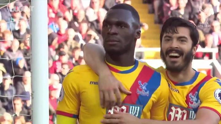 Christian Benteke comes back to haunt Liverpool