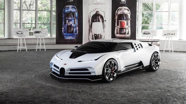 Así es el Bugatti Centodieci