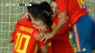 España se impone 1 a 0 ante Bosnia con un gol de Brais