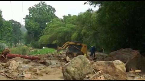 Al menos ocho muertos y seis desaparecidos por las fuertes lluvias en Colombia