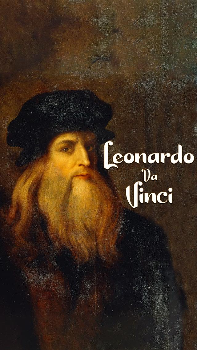 Tarihin en büyük dehalarından Leonardo Da Vinci