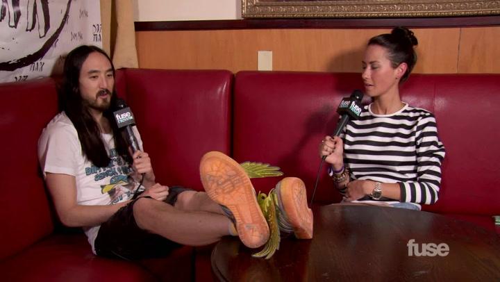 Interviews: Steve Aoki Ultra 2014