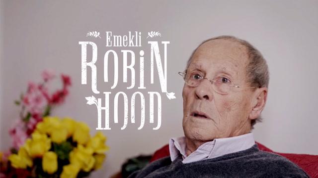 800 kilo altın çalan emekli Robin Hood