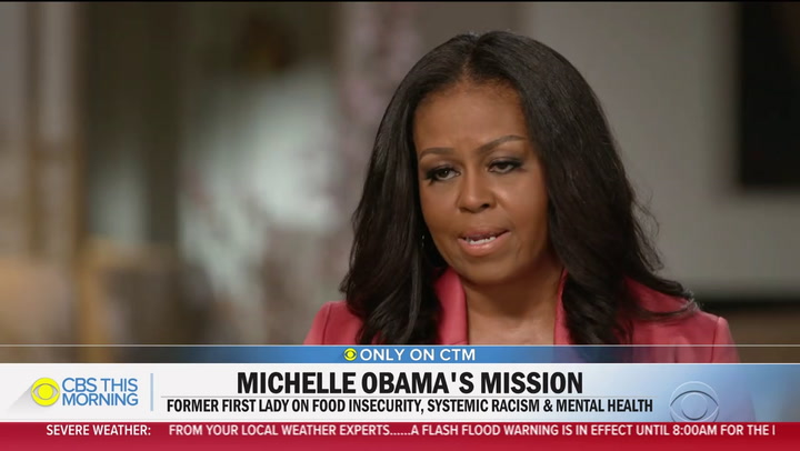 Michelle Obama: I 'Fear' My Daughters Will Be Treated Differently Because They're Black