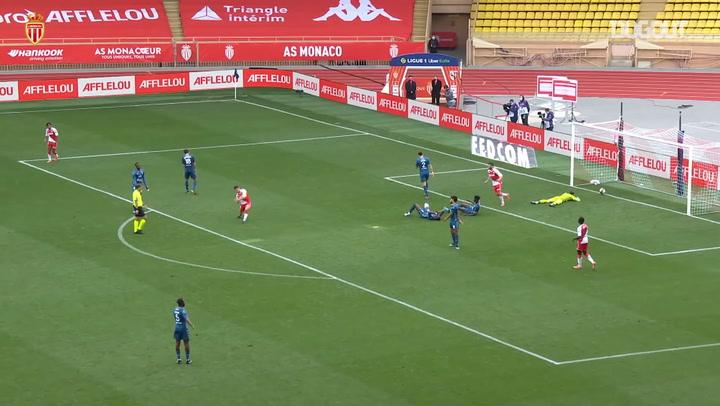 Wissam Ben Yedder's skilful goal vs Metz
