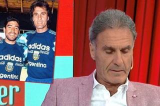 Ruggeri revela la dura confesión de la ex de Maradona en el día de su muerte