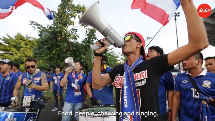 Feeling the Colour: Thai Football Influencer