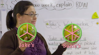 Understanding Fractions through Real-World Tasks