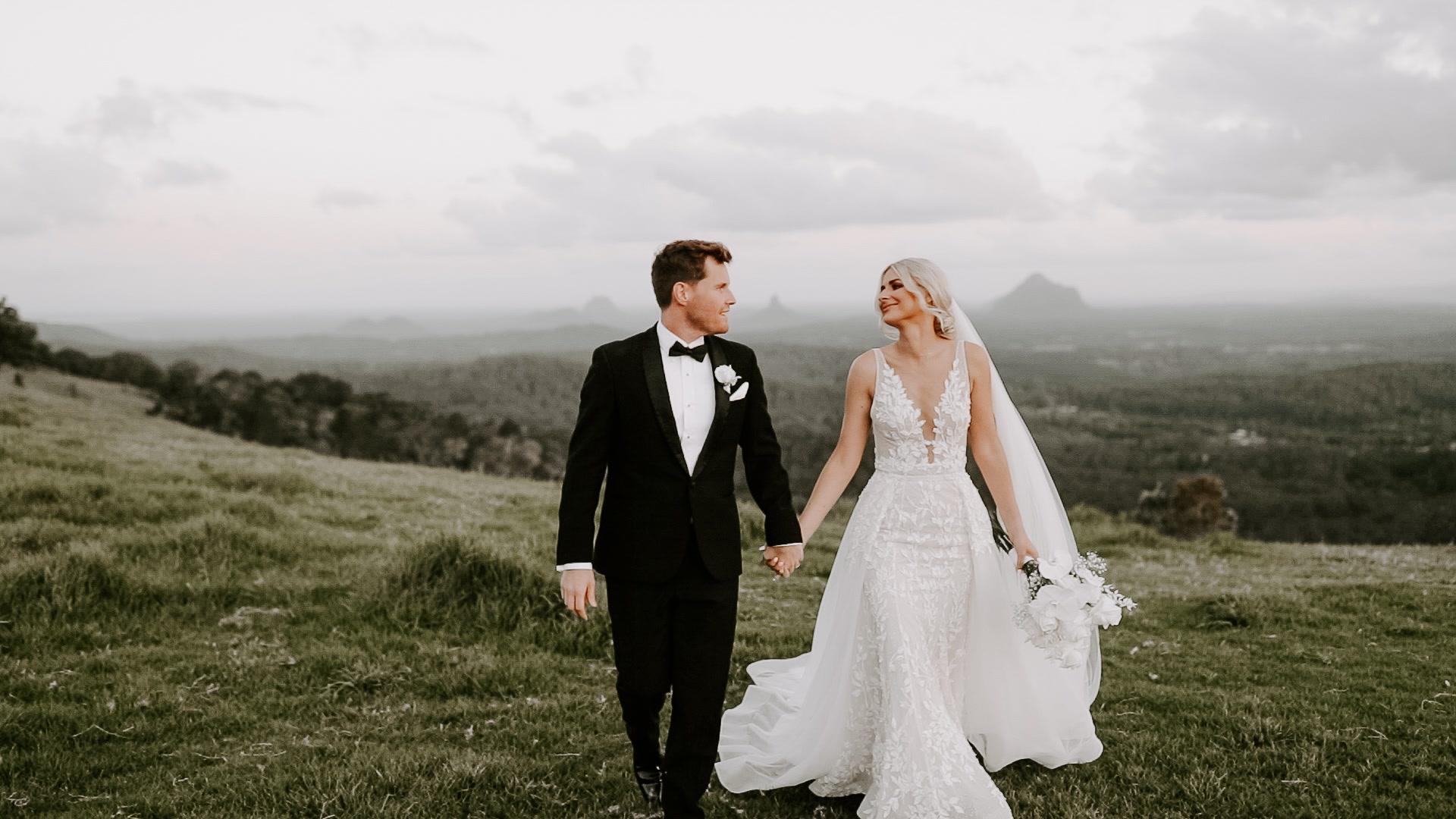Kirsty + Jack | Maleny, Australia | Maleny Manor