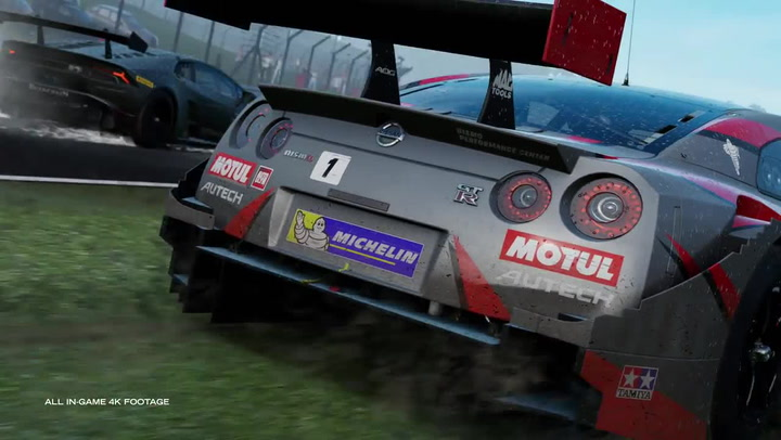 Forza 7 trailer