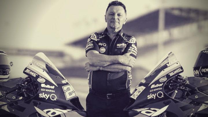 Fausto Gresini, una vida dedicada a las motos