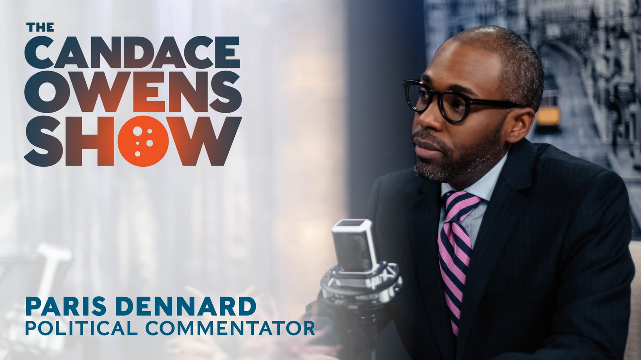 The Candace Owens Show: Paris Dennard