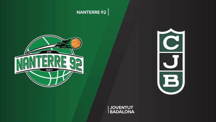 Nanterre 92 - Joventut Badalona
