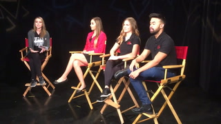 UNLV students film fall semester's first 'Rebel Report'