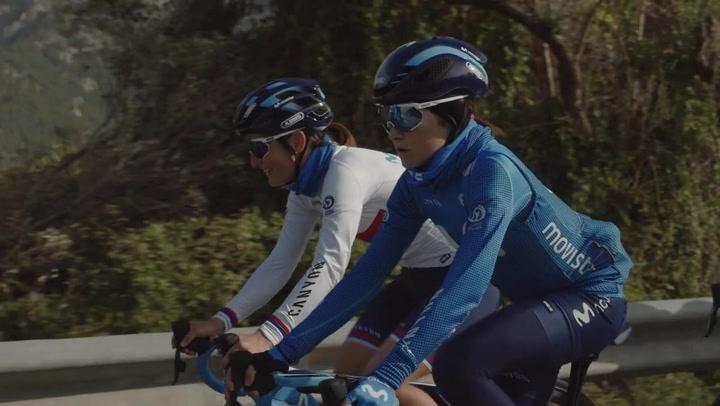 Movistar Team aspira a ser el primer equipo ciclista 100% sostenible