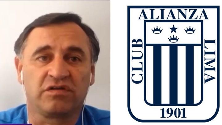 """Carlos Bustos: """"Hemos venido por la gloria"""""""
