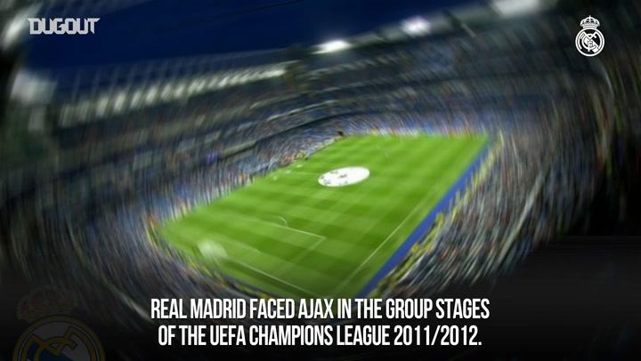 European Nights: Real Madrid 3-0 Ajax At The Santiago Bernabeu