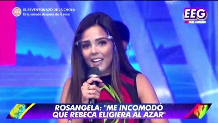 Luciana Fuster asegura que viene recibiendo ataques en redes sociales tras altercado con Rosángela Espinoza
