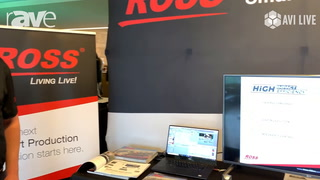 AVI LIVE: Ross Video Talks About Ross Video Broadcast Video Solutions