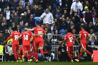 ¡Batacazo! Girona saca el triunfo el el Santiago Bernabéu contra el Real Madrid