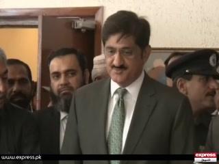 ٹارگٹ کلر کو نہ جانتا ہوں اور نہ ملاقات ہوئی، یہ میرے خلاف سازش ہے، وزیراعلیٰ سندھ
