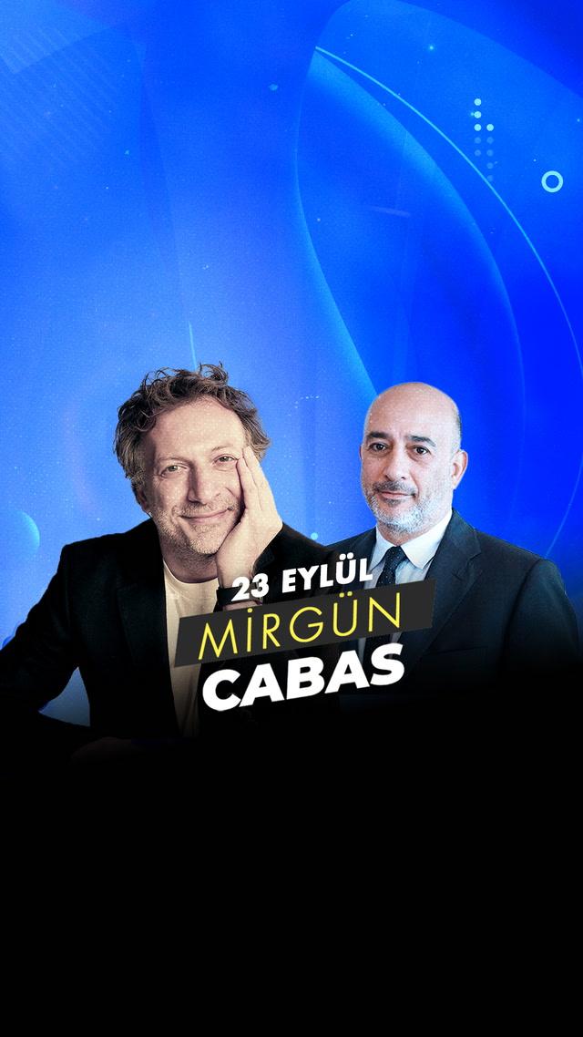 Mirgün Cabas Canlı - 23 Eylül