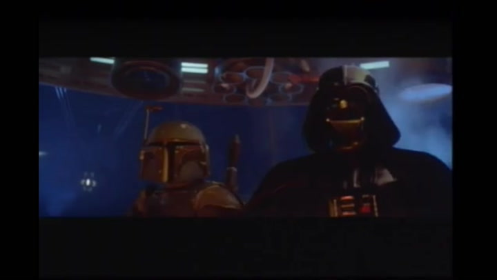 Valentines Day Movies - The Empire Strikes Back