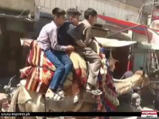 عید میں شہر قائد کی تفریح گاہیں بند، گلی محلوں میں میلے کا سماں