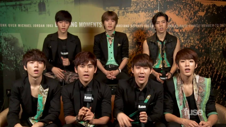 "Interviews: K-Pop Boy Band Infinite Say International Fans ""All Feel the Same Connection to Music"""