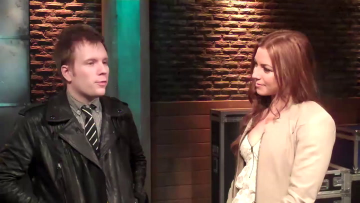 Shows:Top 20: Post-Show Interview: Patrick Stump - Top 20 Countdown