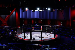 UFC Apex is the promotion's newest cutting-edge facility – VIDEO
