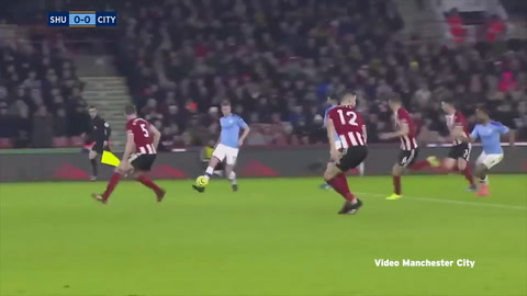 Sheffield United 0-1 Manchester City (Premier League 2020)