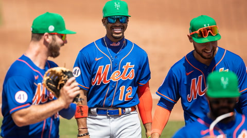 What are the odds that a Mets player wins the NL MVP this season?